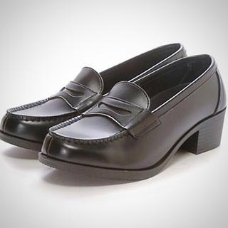 セダークレスト(CEDAR CREST)の✩CEDAR CREST✩JK✩厚底✩美脚✩学生✩速乾♡洗える✩ローファー(ローファー/革靴)