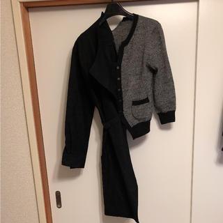 リミフゥ(LIMI feu)の着用画像あり リミフゥ ヨウジヤマモト 変形ジャケット(その他)