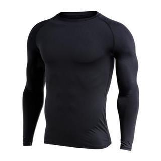 新着 加圧式 T シャツ 長袖 トレーニング エクササイズ ダイエット(トレーニング用品)