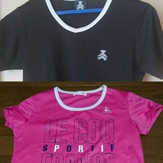 ウィルソン(wilson)のウィルソン ルコックスポルティフ Tシャツ 2枚セット(ウェア)