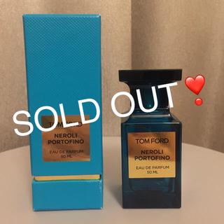 トムフォード(TOM FORD)のお値下げ❣️新品 トムフォード ネロリ ポルトフィーノ 香水 50ミリ(香水(男性用))