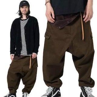 グラム(glamb)の新品値下げ glamb Willow pants(サルエルパンツ)