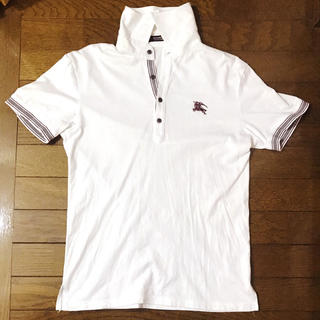 バーバリーブラックレーベル(BURBERRY BLACK LABEL)のたんたかたたん様専用 Burberry ポロシャツ(ポロシャツ)