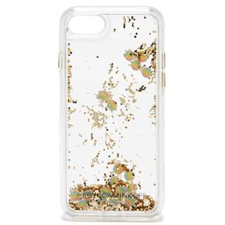 レベッカミンコフ(Rebecca Minkoff)のレベッカミンコフ iphone7Mini Sunnies Glitterfall(iPhoneケース)