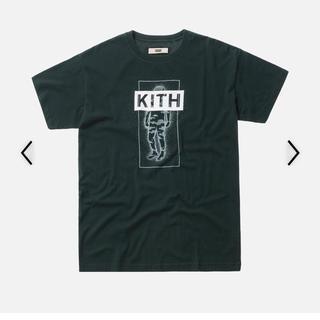 KITH cosmic kid tee hunter green(Tシャツ/カットソー(半袖/袖なし))