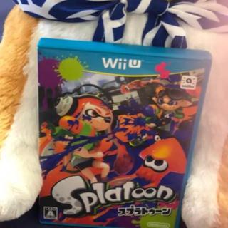 Wii U - スプラトゥーン WiiU