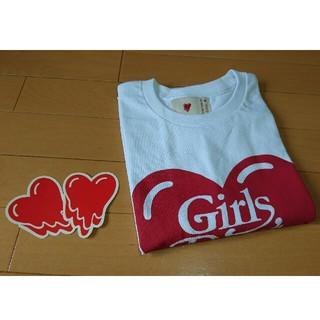 ワンエルディーケーセレクト(1LDK SELECT)のGirls don't cry Tシャツ Mサイズ(Tシャツ/カットソー(半袖/袖なし))