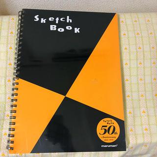 マルマン(Maruman)のスケッチブック60周年限定モデル 60ページ(スケッチブック/用紙)