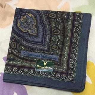 ジャンニバレンチノ(GIANNI VALENTINO)のハンカチ✨ジャンニバレンチノ(ハンカチ/ポケットチーフ)