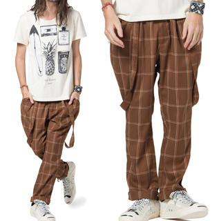 グラム(glamb)の期間限定セール glamb Sinmel suspenders pants(サルエルパンツ)