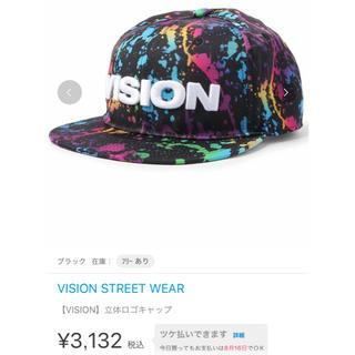 ヴィジョン ストリート ウェア(VISION STREET WEAR)のVISION STREET WEAR キャップ(キャップ)