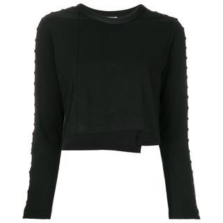 スリーワンフィリップリム(3.1 Phillip Lim)の✳︎今季購入✳︎3.1フィリップリムのクロップドトップス(Tシャツ(長袖/七分))