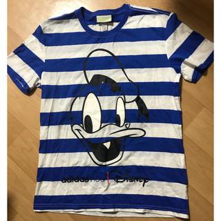 アディダス(adidas)のadidas ドナルドボーダーTシャツ(Tシャツ/カットソー(半袖/袖なし))