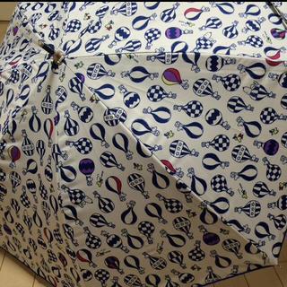 スヌーピー(SNOOPY)のスヌーピー♪新品💛雨天兼用UV子供用 傘(傘)