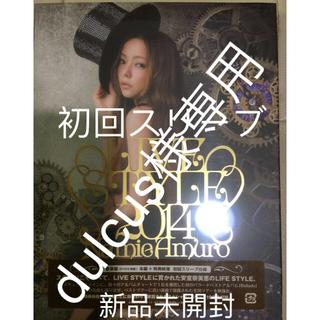 安室奈美恵 初回スリープ LIVESTYLE 2014新品DVD豪華版AMURO(ミュージック)