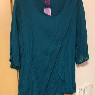 マライカ(MALAIKA)のマライカ♡シャツ♡グリーン♡(Tシャツ(半袖/袖なし))