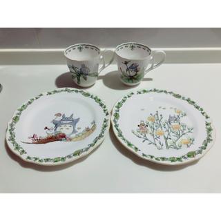 ノリタケ(Noritake)のノリタケ トトロ マグカップとお皿のセット(食器)