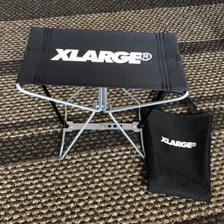エクストララージ(XLARGE)の15日16日限定値下げです★XLARGE CHAIR 未使用品 (テーブル/チェア)