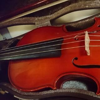 ドイツ製 J.H.MULLER No.11 バイオリン 4/4(ヴァイオリン)