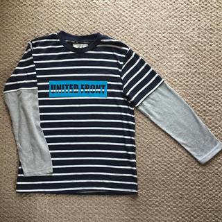 シマムラ(しまむら)の160cm Tシャツ ポーダー 長袖(Tシャツ/カットソー)