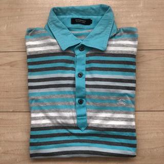バーバリーブラックレーベル(BURBERRY BLACK LABEL)のmen'sM Burberry ポロシャツ(ポロシャツ)