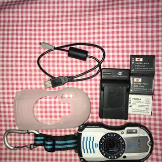 ペンタックス(PENTAX)のPENTAX WG3 ホワイト(コンパクトデジタルカメラ)