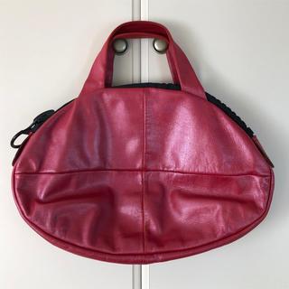 パピヨネ(PAPILLONNER)のチープなバックを持たない人が選ぶ本当にいいレザーバック kawakawa限定色 (ハンドバッグ)