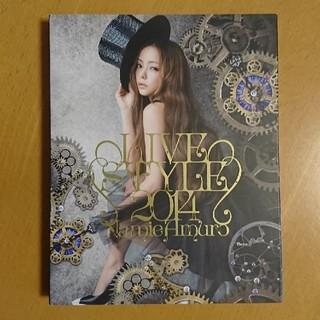 安室奈美恵 LIVE STYLE 2014 Blu-ray 初回スリーブ仕様(ミュージック)
