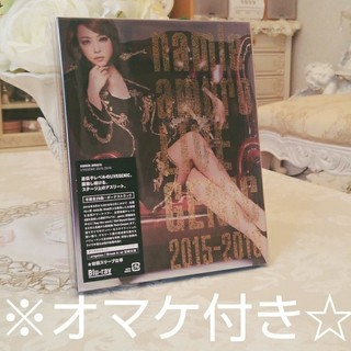 初回限定 新品 安室奈美恵 Blu-ray ブルーレイ LIVE GENIC (ミュージック)
