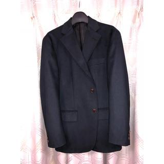 ジェイプレス(J.PRESS)のジェイプレス人工革ジャケット(使用感少し)(テーラードジャケット)