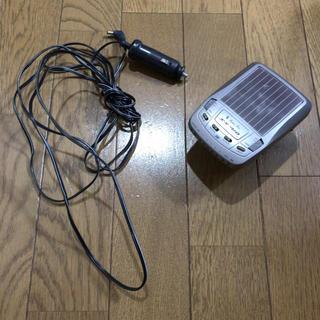 レーダー探知機 ジャンク品(レーダー探知機)