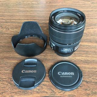 キヤノン(Canon)のCanon キヤノン EF-S 15-85 F3.5-5.6 IS USM(レンズ(ズーム))
