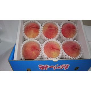 桃のブランド和歌山桃山あらかわの桃