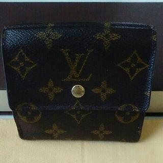 ルイヴィトン(LOUIS VUITTON)の美品☆ルイヴィトン折財布♪(折り財布)