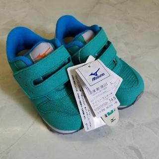 ミズノ(MIZUNO)のmizunoベビー靴(スニーカー)