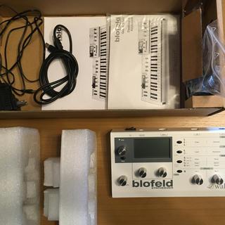 Waldorf Blofeld synthesizer(音源モジュール)