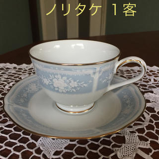 ノリタケ(Noritake)のノリタケレースウッドゴールド カップソーサー(食器)