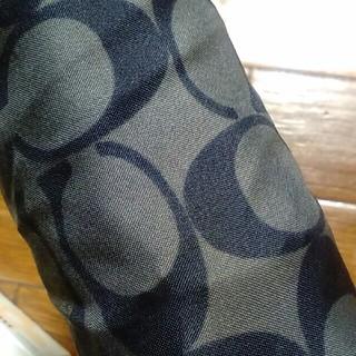 コーチ(COACH)の傘折り畳み(傘)