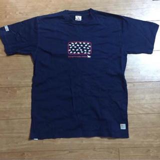ドッグデプト(DOG DEPT)の【DOG DEPT】ネイビーのTシャツ(Tシャツ/カットソー(半袖/袖なし))