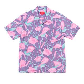 シュプリーム(Supreme)のsupreme Lily Rayon Shirt M size(シャツ)