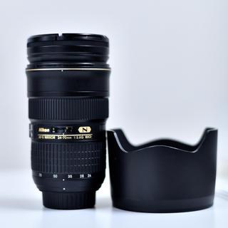 ニコン(Nikon)の美品 Nikon AF-S 24-70mm F2.8 G ED (レンズ(ズーム))