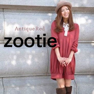 ズーティー(Zootie)のzootie ワンピース(ひざ丈ワンピース)