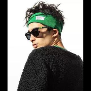 バナルシックビザール(banal chic bizarre)のbanal chic bizzare hair band green(その他)