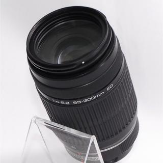 ペンタックス(PENTAX)の⭐もっと遠くへ⭐ペンタックス 55-300mm 大迫力の超望遠レンズ(レンズ(ズーム))