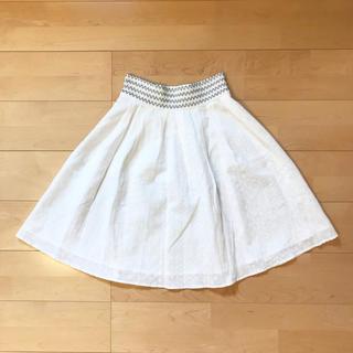 ニーム(NIMES)の●未使用●Nîmes  LesOlivades 膝丈スカート(ひざ丈スカート)