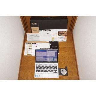 ソニー(SONY)のVAIO Z VPCZ119FJ i5 4GB SSD128GB GeForce(ノートPC)