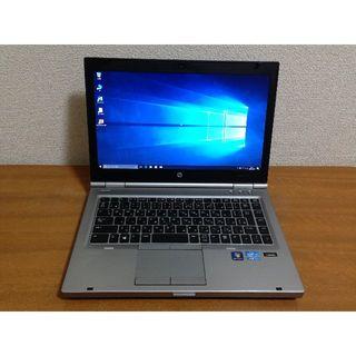 ヒューレットパッカード(HP)のHP 8470p(ノートPC)