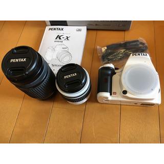 ペンタックス(PENTAX)のPENTAX  K-x(デジタル一眼)