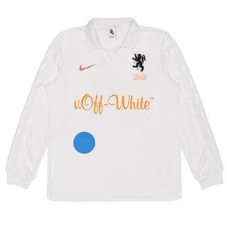 【M】NikeLab x OFF-WHITE M NRG FB JSY HOME