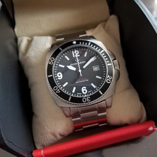 ゼノウォッチ(ZENO-WATCH)のZENO ARMY ダイバー自動巻き(腕時計(アナログ))
